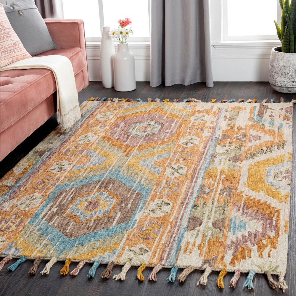 Bahia Sea Foam 8' x 10' Rug