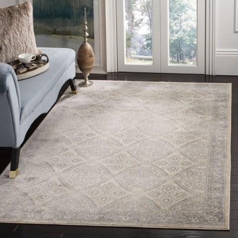 Safavieh Brentwood 863 Navy / Creme-Area Rug-Safavieh-The Rug Truck