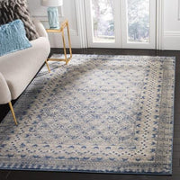 Safavieh Brentwood 899 Light Grey / Blue-Area Rug-Safavieh-The Rug Truck