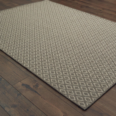 Tommy Bahama Home Boucle 929h Grey/Grey-Area Rug-Tommy Bahama Home-The Rug Truck