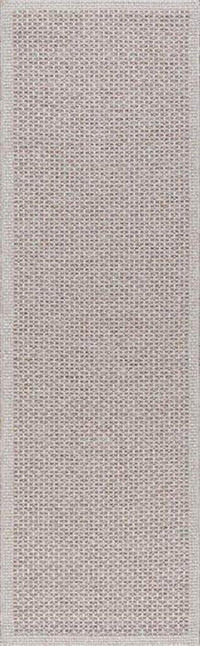 Capri Cr1016 Cream 2 4 X 7 3 Area Rugs
