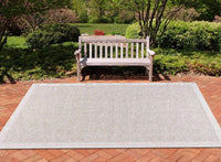 Capri Cr1016 Cream Area Rugs