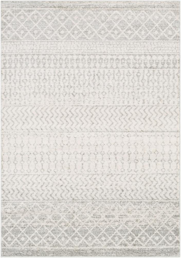 Elaziz ELZ-2308 Light Gray Area Rug-Area Rug-Surya-2' x 3'-The Rug Truck