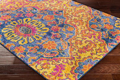 Elaziz ELZ-2318 Bright Orange Area Rug-Area Rug-Surya-The Rug Truck