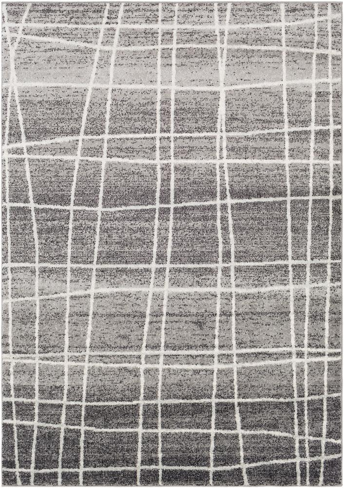 Elaziz ELZ-2328 Medium Gray Area Rug-Area Rug-Surya-2' x 3'-The Rug Truck