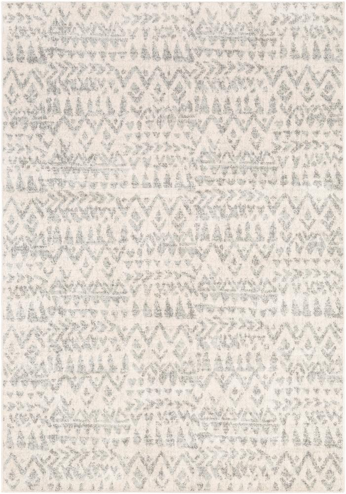 Elaziz ELZ-2338 Medium Gray Area Rug-Area Rug-Surya-2' x 3'-The Rug Truck