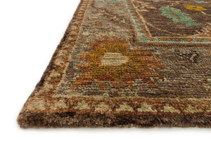 Empress Eu-01 Brown / Taupe Area Rug