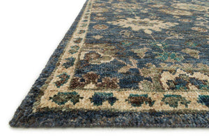 Empress Eu-03 Denim / Beige Area Rug