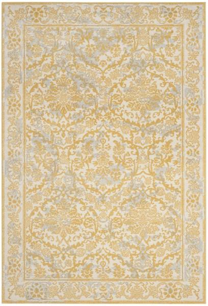 Safavieh Evoke 242 Ivory / Gold-Area Rug-Safavieh-The Rug Truck