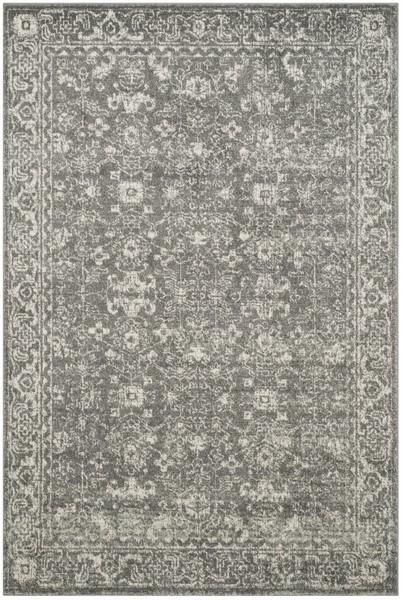 Safavieh Evoke 270 Grey / Ivory-Area Rug-Safavieh-The Rug Truck