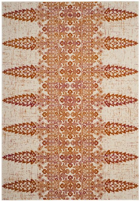 Safavieh Evoke 521 Ivory / Gold-Area Rug-Safavieh-The Rug Truck