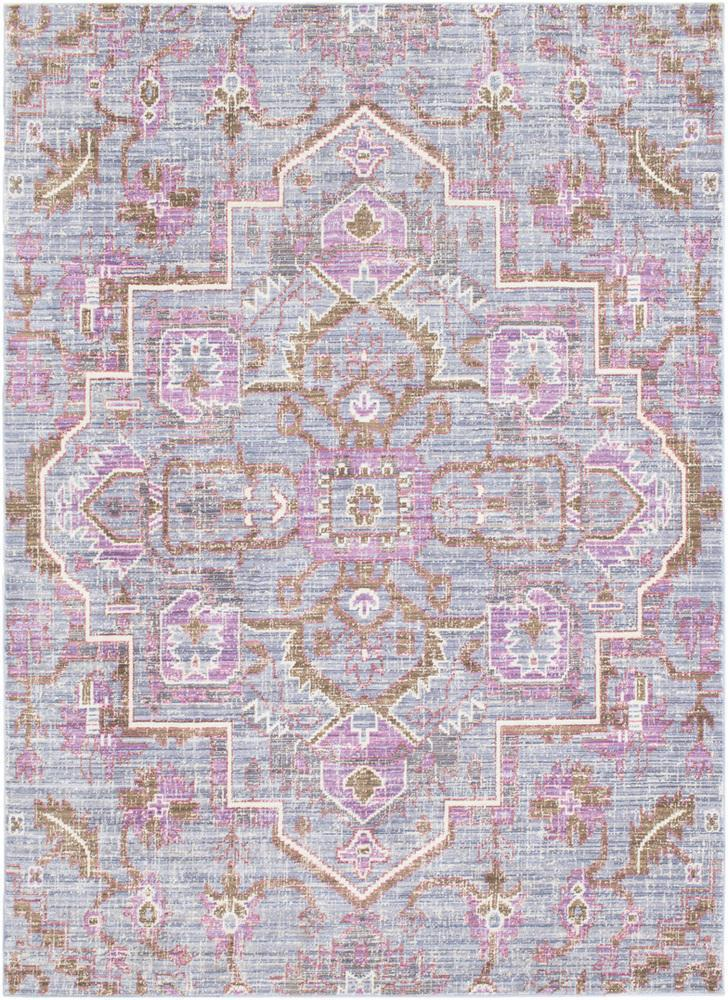 "Gabriella Bright Purple 9' x 12'7"" Rug"