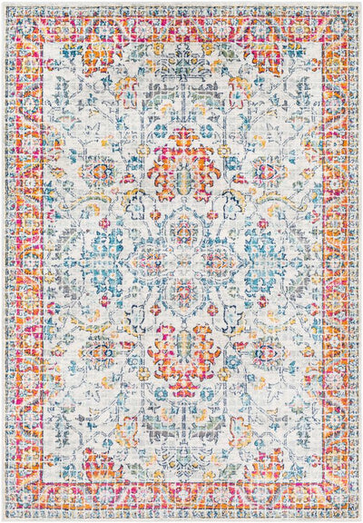 Harput HAP-1079 Burnt Orange Area Rug-Area Rug-Surya-2' x 3'-The Rug Truck