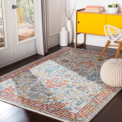 Harput HAP-1079 Burnt Orange Area Rug-Area Rug-Surya-The Rug Truck