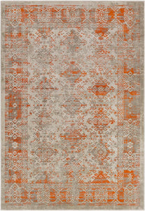 "Juniper Burnt Orange 7'10"" x 10'6"" Rug"