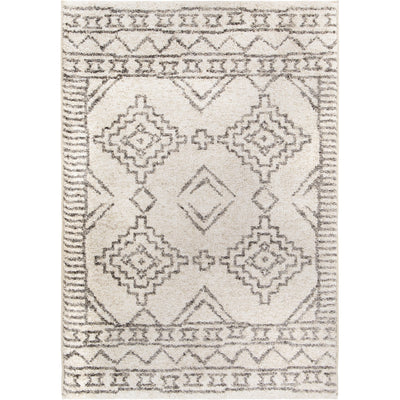 "Palmetto Living Casablanca Tribal 03 Lambswool Area Rug - 2'3"" x 8'"