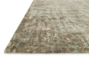 Journey Jo-03 Mocha / Multi Area Rug
