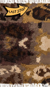 Justina Blakeney Collection Fable Fd-01 Walnut 3-6 X 5-6 Area Rug