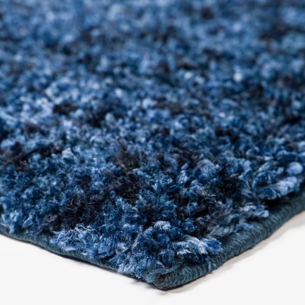 Palmetto Living Cotton Tail Solid Royal Area Rug Area Rug
