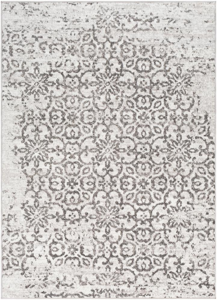 "Monte Carlo MNC-2306 Charcoal Area Rug-Area Rug-Surya-3'11"" x 5'7""-The Rug Truck"