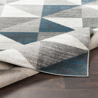 Monte Carlo MNC-2307 Light Gray Area Rug-Area Rug-Surya-The Rug Truck