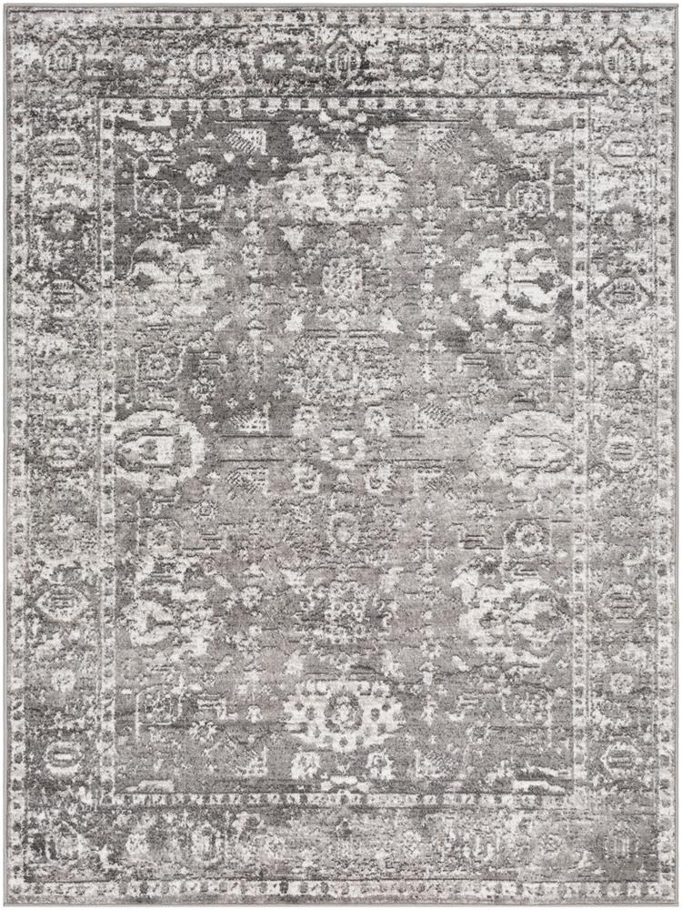 "Monte Carlo MNC-2311 Light Gray Area Rug-Area Rug-Surya-3'11"" x 5'7""-The Rug Truck"