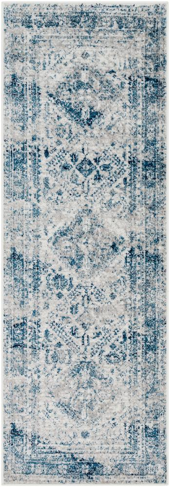 "Monte Carlo MNC-2313 Sky Blue Area Rug-Area Rug-Surya-3'11"" x 5'7""-The Rug Truck"