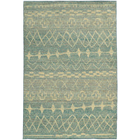 "Nomad - 2163F - Blue/Beige-Area Rug-Oriental Weavers-4' 0"" X 5' 9""-The Rug Truck"