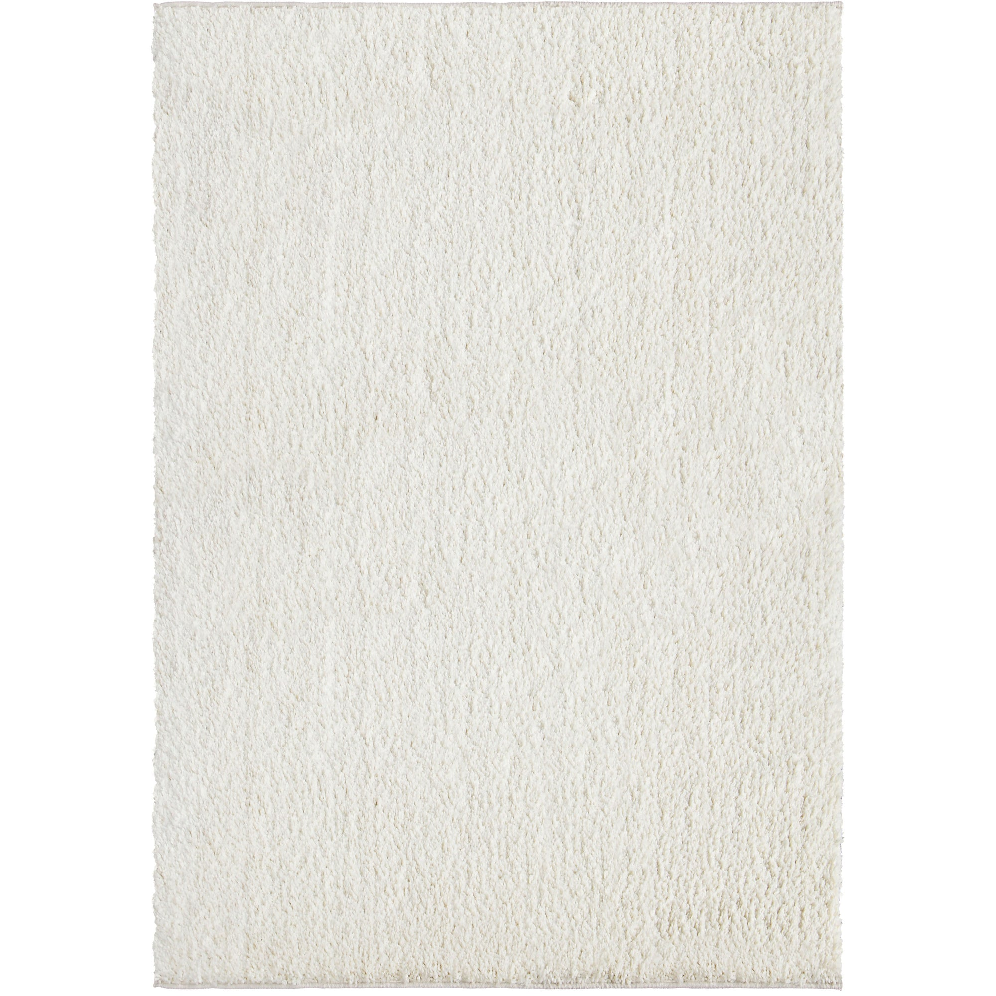 "Palmetto Living Cotton Tail Solid White Area Rug - 2'3"" x 8'"