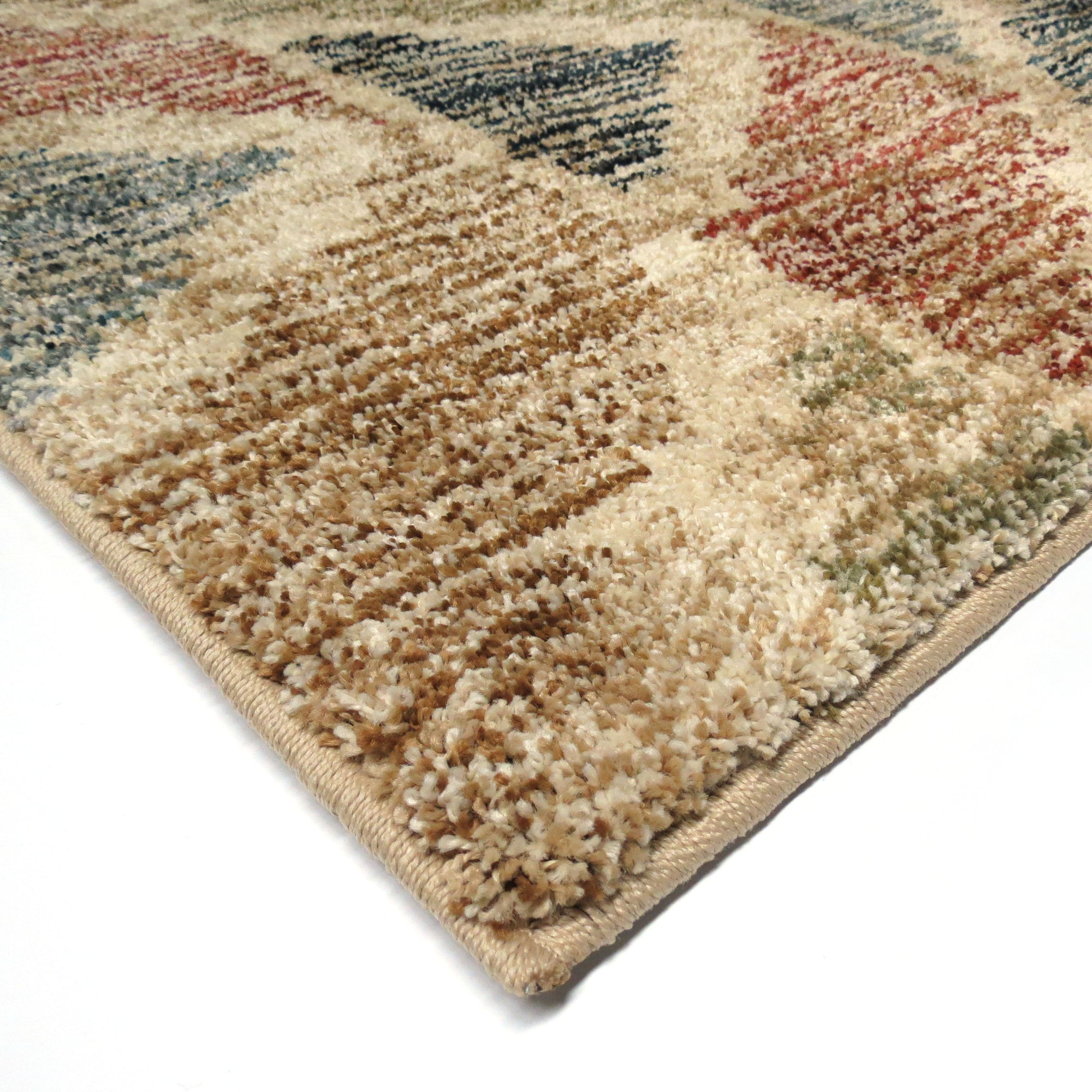 "Palmetto Living Next Generation Kenya Off White Area Rug - 7.1"" x 10.10"""