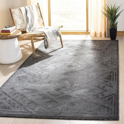 Safavieh Palazzo Black / Grey-Area Rug-Safavieh-The Rug Truck