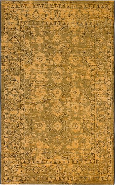 Safavieh Palazzo 135 Black / Creme-Area Rug-Safavieh-The Rug Truck