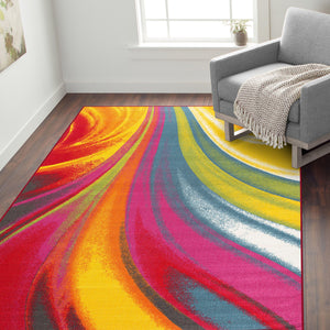 Avora 501 Multi Area Rug-Area Rug-World Rug Gallery-The Rug Truck