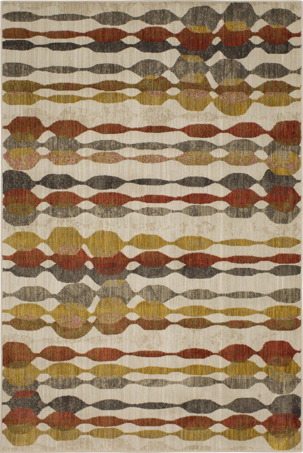 Expressions Acoustics Ginger by Scott Living Area Rug-Area Rug-Scott Living-The Rug Truck