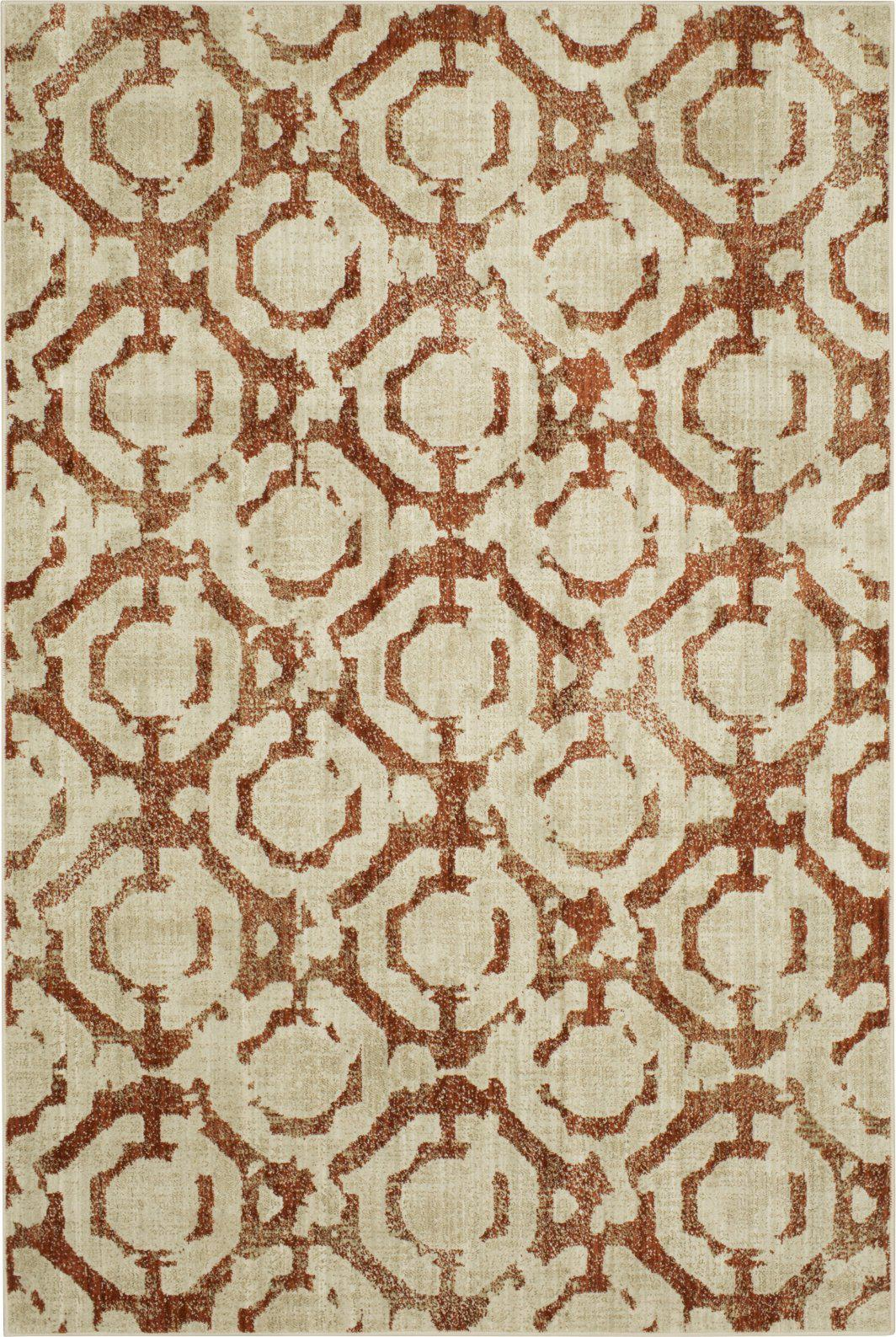 Expressions Motif Ginger by Scott Living Area Rug-Area Rug-Scott Living-The Rug Truck