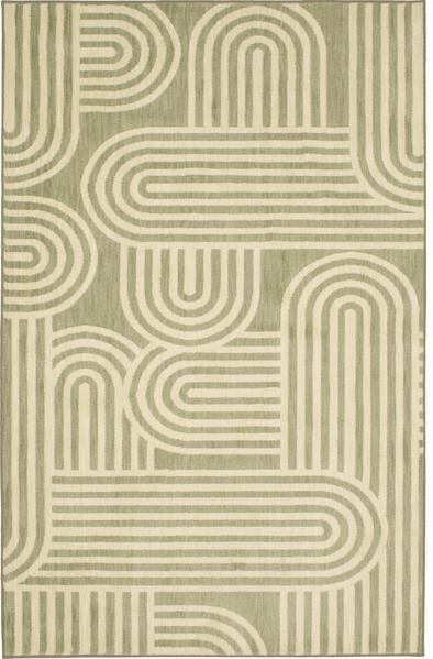 Artisan Mod Willow Grey by Scott Living Area Rug-Area Rug-Scott Living-The Rug Truck