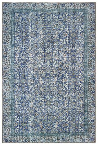 "The Rug Truck Shayna 85811 Blue Area Rug (8' 3"" X 11' 6"")"
