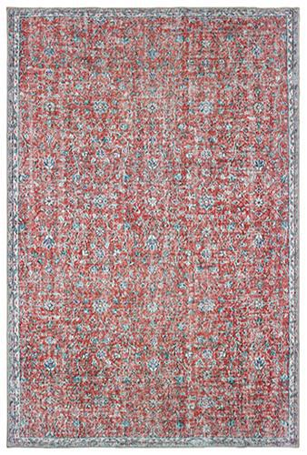 "The Rug Truck Shayna 85813 Red Area Rug (8' 3"" X 11' 6"")"