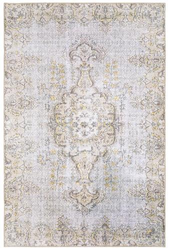 "The Rug Truck Shayna 85816 Grey Area Rug (8' 3"" X 11' 6"")"