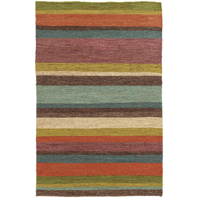"Tommy Bahama Home Valencia 57707 Multi/Multi-Area Rug-Tommy Bahama Home-3' 6"" X 5' 6""-The Rug Truck"