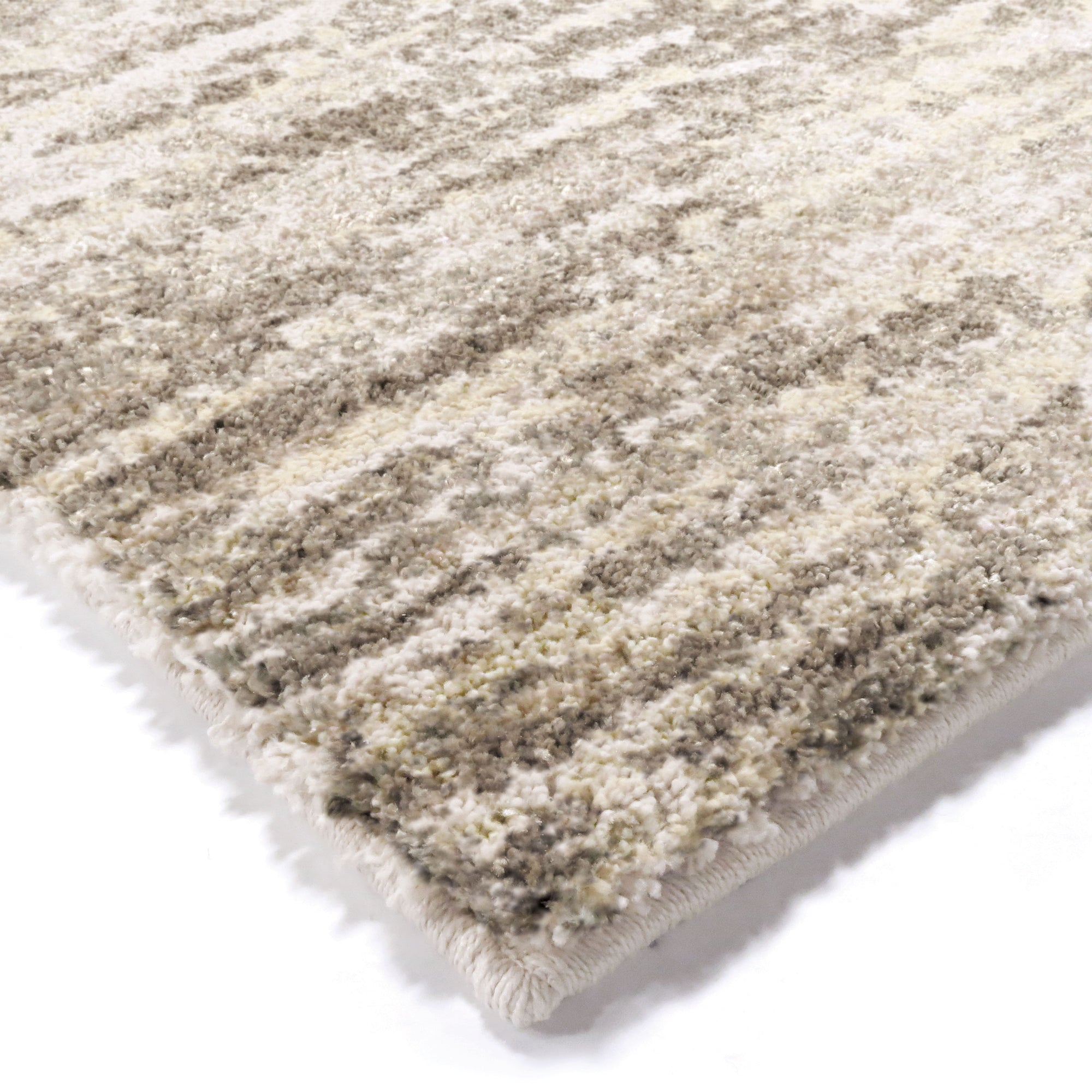 "Palmetto Living Next Generation Multi Solid Taupe Area Rug - 7.1"" x 10.10"""