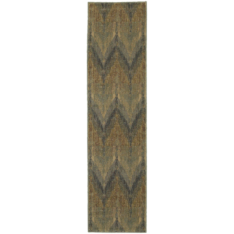 "Tommy Bahama Home Voyage 508x Blue/Beige-Area Rug-Tommy Bahama Home-3'10"" X 5' 5""-The Rug Truck"