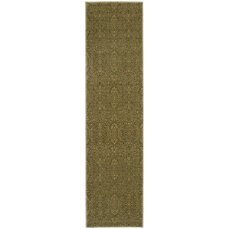 "Tommy Bahama Home Voyage 91p Green/Beige-Area Rug-Tommy Bahama Home-3'10"" X 5' 5""-The Rug Truck"
