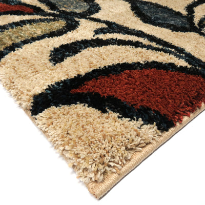 "Palmetto Living Next Generation Getty Off White Area Rug - 7.1"" x 10.10"""