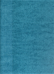 "Florida 2700 Turquoise Area Rug-Area Rug-World Rug Gallery-3'3"" x 5'-The Rug Truck"
