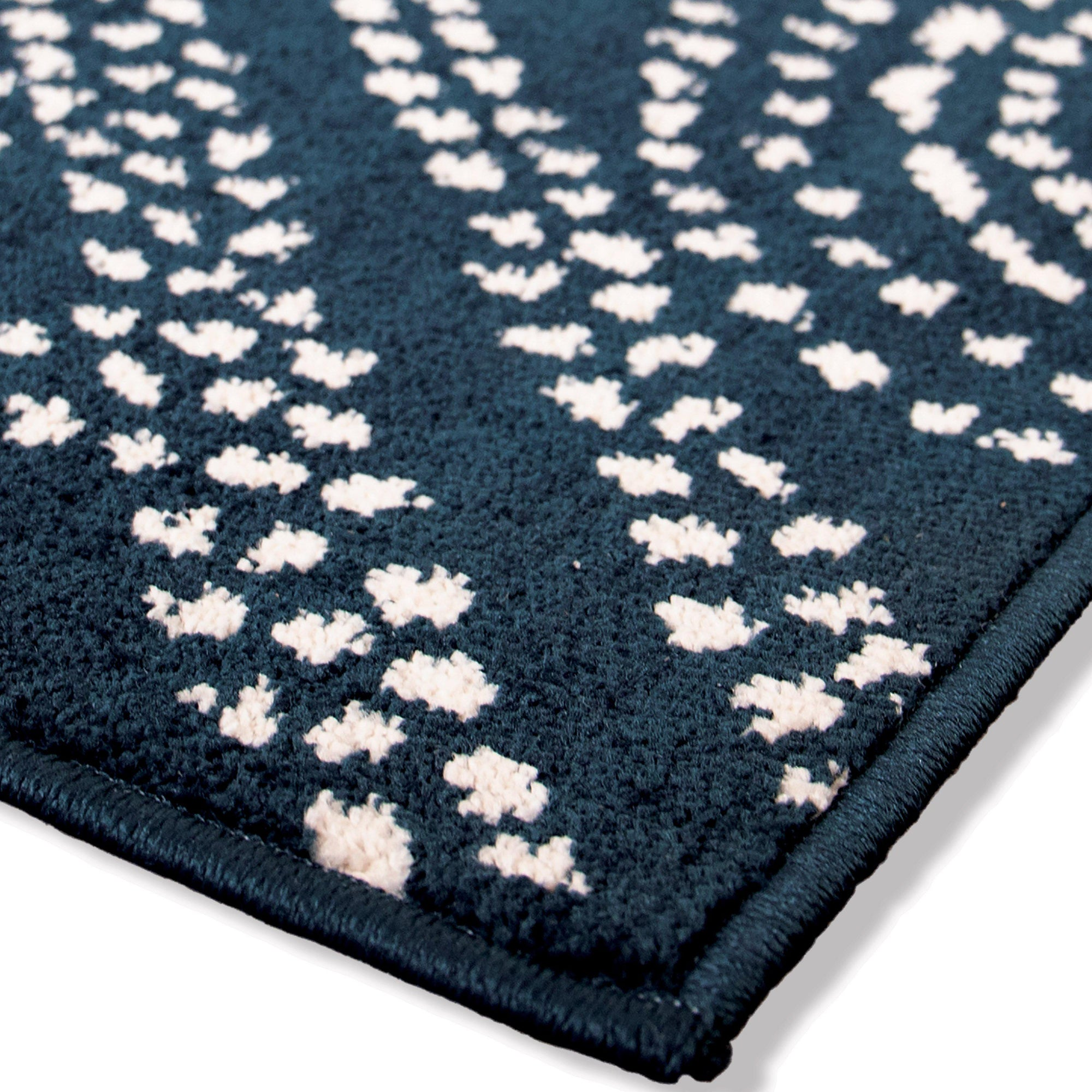 "Roundtop Camille Catalina Blue-Area Rug-The Rug Truck-5'1"" x 7'6""-The Rug Truck"