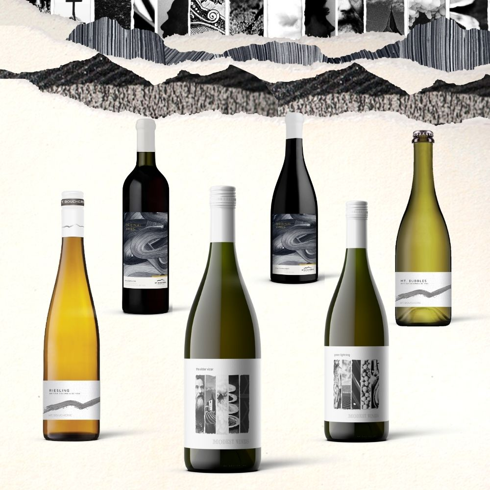 Liquid Kudos - Curated 6 Pack - White Wines