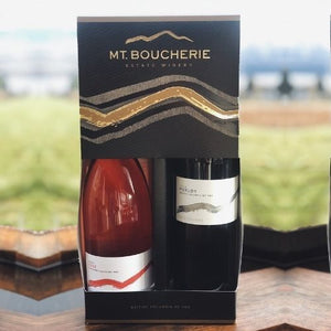 Valentine's Gift Pack - 2020 Rosé and 2018 Merlot