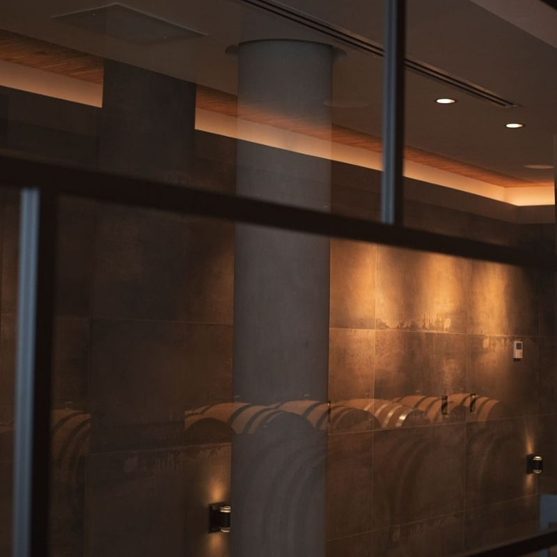 Barrel Room Entrance - Private Dining