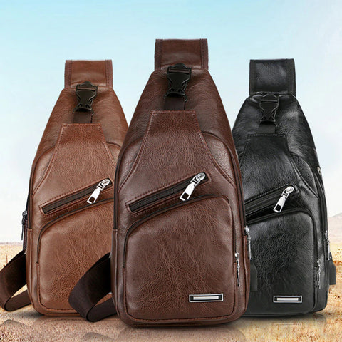 Cross-Chest Bag colors